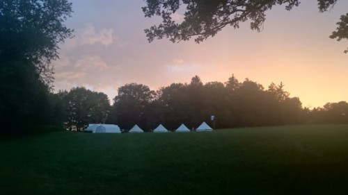 Bald ist wieder Zeltlager :))