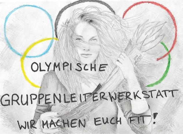 Olympische Gruppenleiterwerkstatt