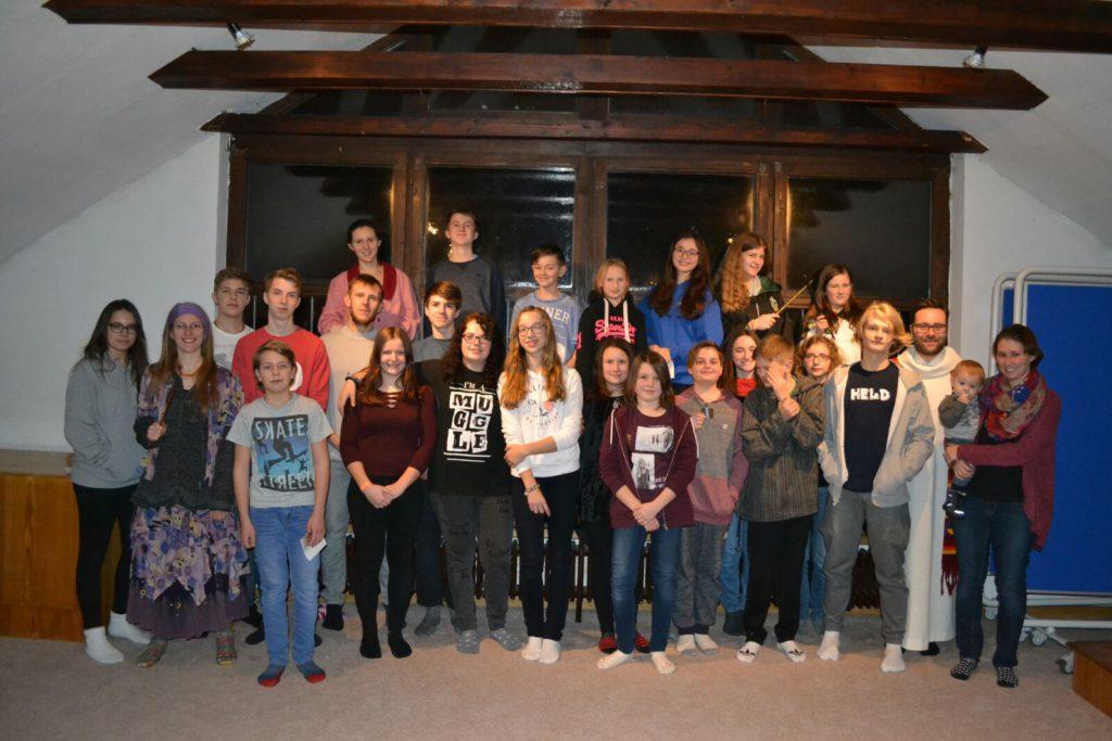 Jugendkulturwochenende in Hogwarts